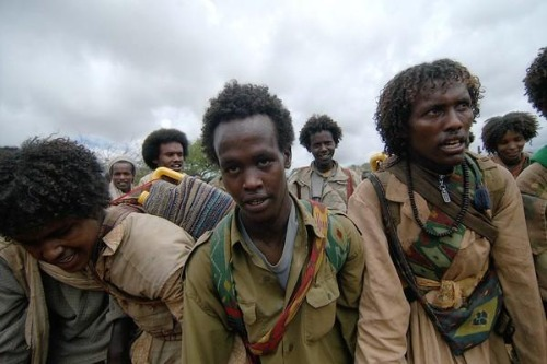 ONLF Forces Disrupts Ethiopian Army Mass Deportation of Ogaden Civilians