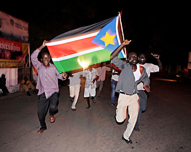 ONLF Statement On Independence of Republic of South Sudan