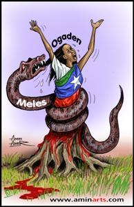 Meles Zenawi Incites genocide again in Ogaden