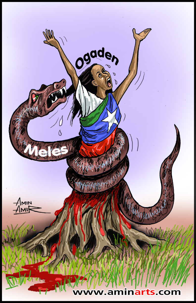 ONLF Press Release – ethnic cleansing campaign in the Ogaden