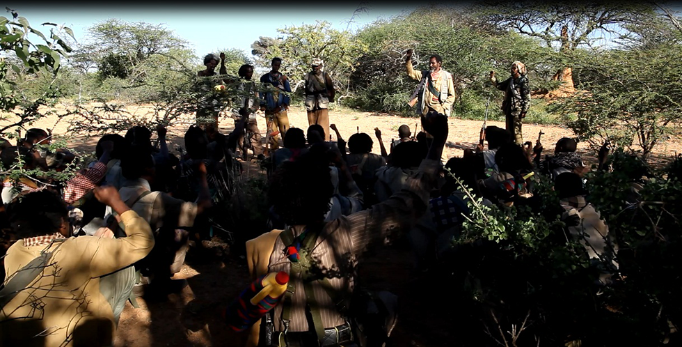 ONLA Thrushes Ethiopian Regime Army in Ogaden