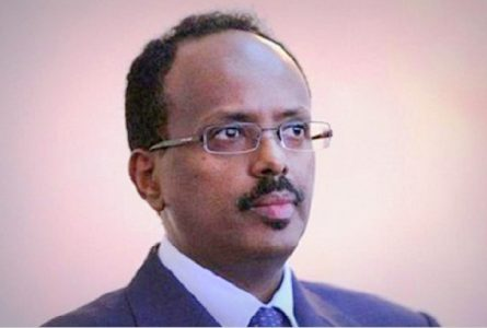 ONLF Congratulates President Elect of Somalia