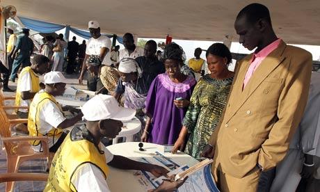 O.N.L.F Statement On South Sudan Referendum