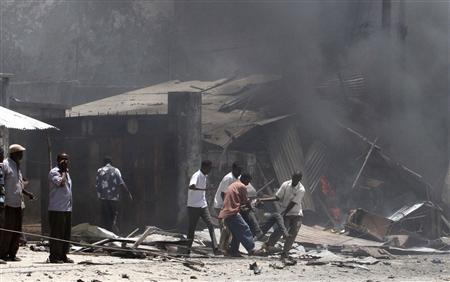 O.N.L.F Condemnation of Terrorist Attack In Mogadishu, Somalia
